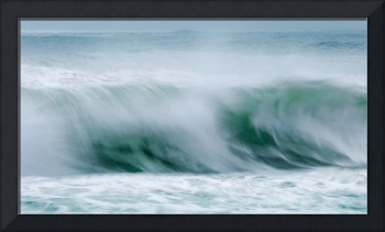 Large Art Photography Abstract Soft Waves