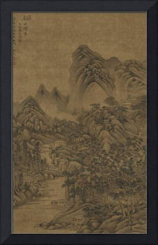 Wang Jun (Late Ming Dynasty ,  Early Qing Dynasty)