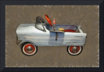 Antique Pedal Car lV