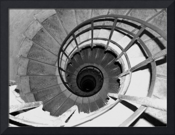 Spiral Staircase at the Arc