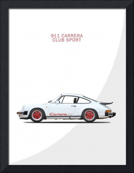 911 Carrera Club Sport