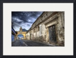 Street and Archway by Dave Wilson