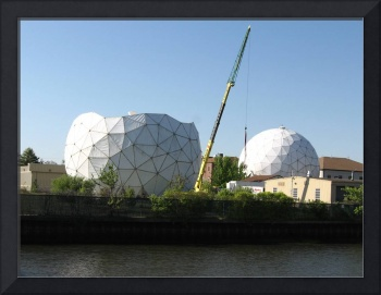 Geodesic Domes-Ft. Monmouth - 1