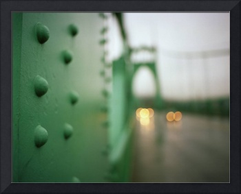 Rivets on the St. Johns Bridge