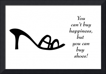 Can't Buy Happiness (Shoes)
