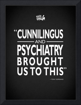 Cunnilingus and Psychiatry