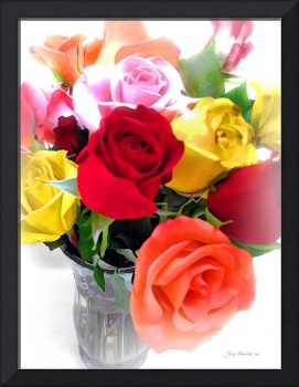 Sweetest Day Roses
