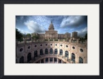 Texas State Capitol, Austin (landscape) by Dave Wilson