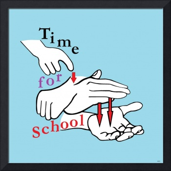 ASL Time for School
