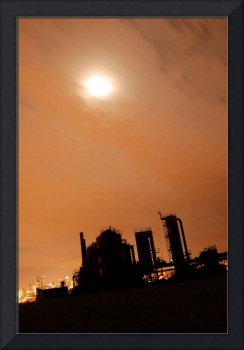 Gasworks Moon