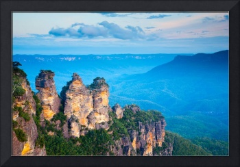Three Sisters Blue Mountains National Park