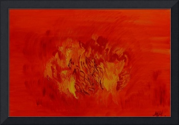 The fiery brush 1