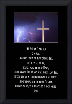 The Act of Contrition Prayer