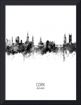 Cork Ireland Skyline