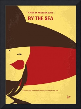 No805 My By the Sea minimal movie poster