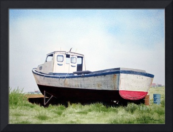Fishing Boat 11524