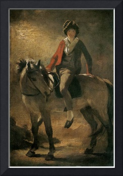 The Grey Arab Horse (c. 1792)