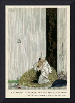 The Lad and the King's Daughter by Kay Nielsen