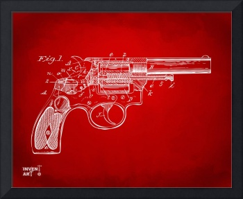 Wesson 1896 Revolver Patent Minimal