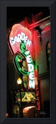 San Francisco Neon Signs::Garden of Eden