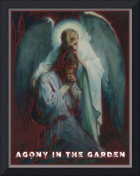Agony in the Garden by Frans Schwartz v3