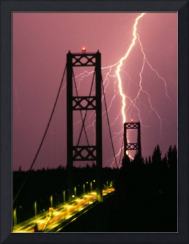 Tacoma Narrows Lightning