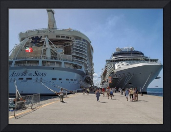 Giants at the Dock