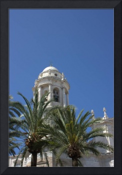 Cadiz Cathedral Tower