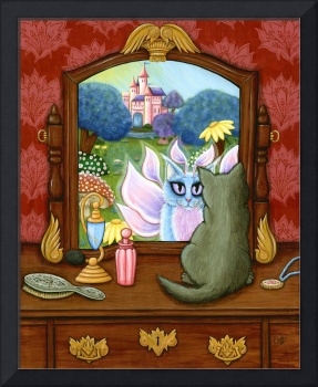 The Chimera Vanity ; Fairy Cat Castle