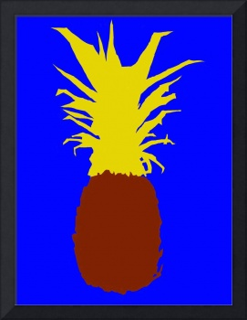 Pineapple red mustard blue (c)
