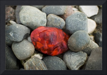 Red Rock: Andy Goldsworthy Homage