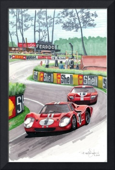 1967 24 Hours of Le Mans