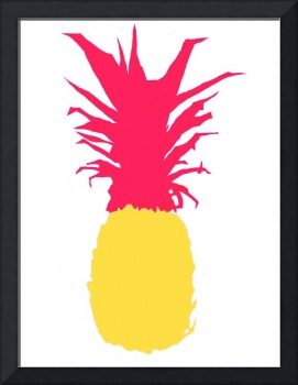 Pineapple yellow mustard pink lemonade white (c)