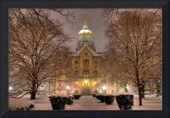 Snowy Dome