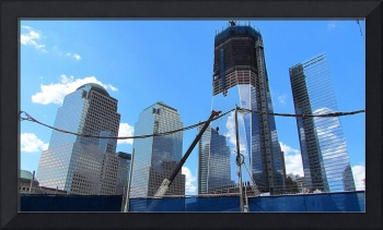 Freedom Tower Ascends