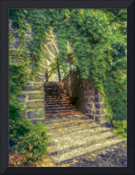 Fort Tryon Park Archway