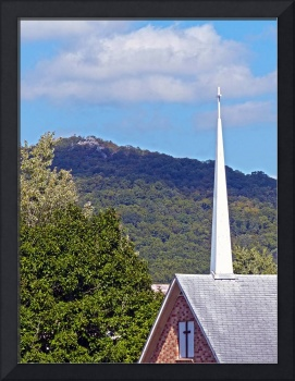 Devils Icebox + Church Steeple