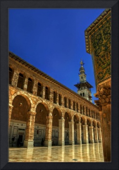 Umayad Mosque-Damascus -AWARD WINNING IMAGE