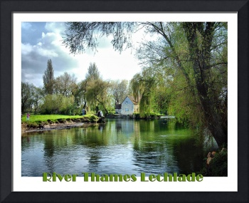 The Thames Lechlade