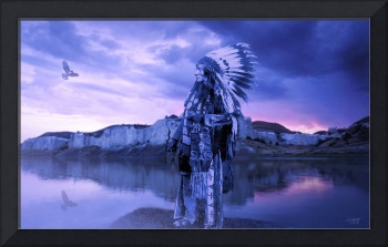The Ghost Dance of Chief High Hawk