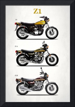 The Kawasaki Z1 Collection