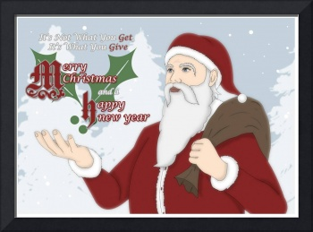Santa Season's Greetings