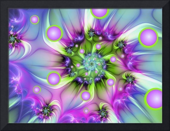 Colorful Fractal Art