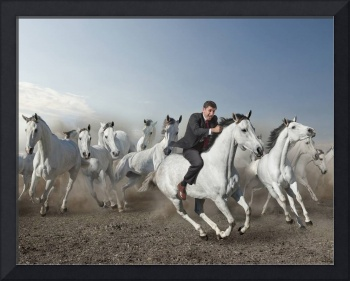 Horse-Riding-Businessman