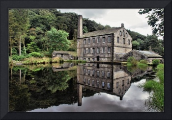 A Cotton Mill