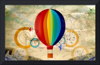 Hot Air Balloon 2