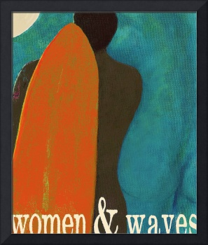 TOMMY - SUNSET BEACH SURF - WOMEN & WAVES