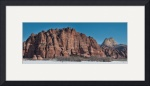 Kolob Terrace Panorama, Zion National Park by Dave Wilson