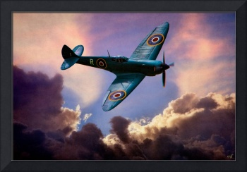 The Supermarine Spitfire, Hero of the Battle of Br