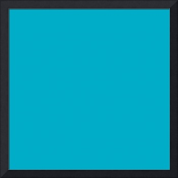 Square PMS-312 HEX-00ADC6 Cyan Blue